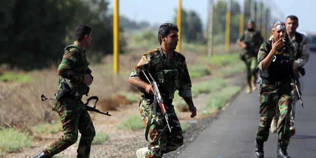 Irak: Militär marschiert in Tikrit ein
