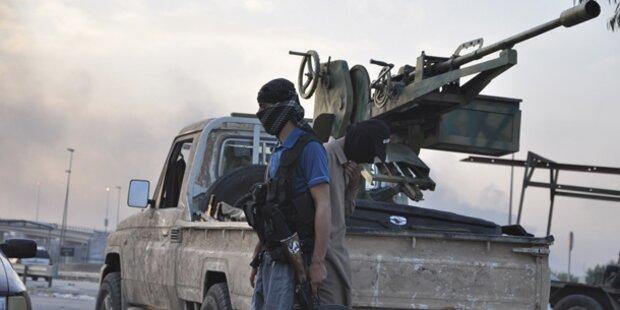 Haben Rebellen im Irak Atommaterial?