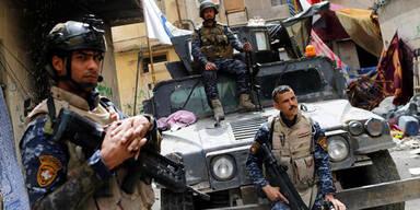 Anschläge im Irak: Mindestens 35 Tote