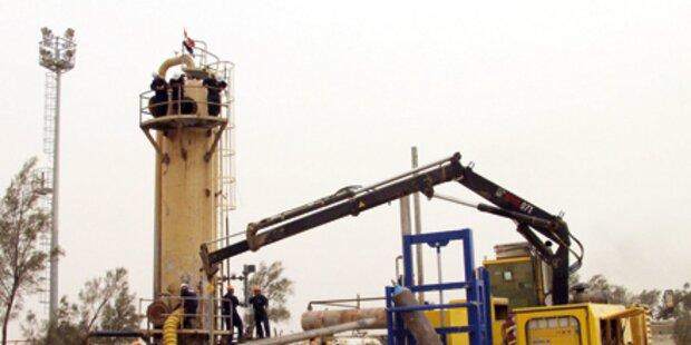 Ließ Partner auf Öl aus Irak ausrutschen