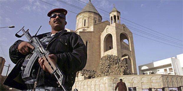 52 Tote bei Geiseldrama in Bagdader Kirche
