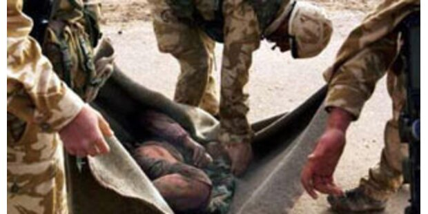 40 Tote bei Selbstmordanschlag im Irak