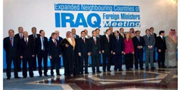 Irak will mehr Zusammenarbeit gegen Terror