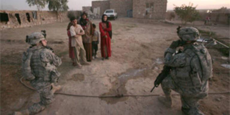 2007 war blutigstes Jahr für US-Truppen im Irak
