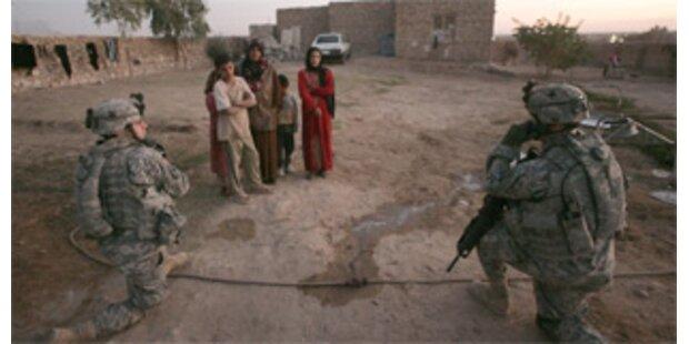 USA wollen 5000 Soldaten aus dem Irak abziehen