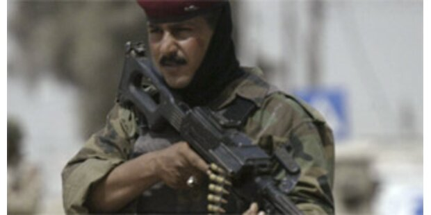Serbien liefert Waffen in den Irak