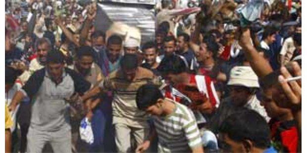 Christen fliehen nach Morden aus Mossul