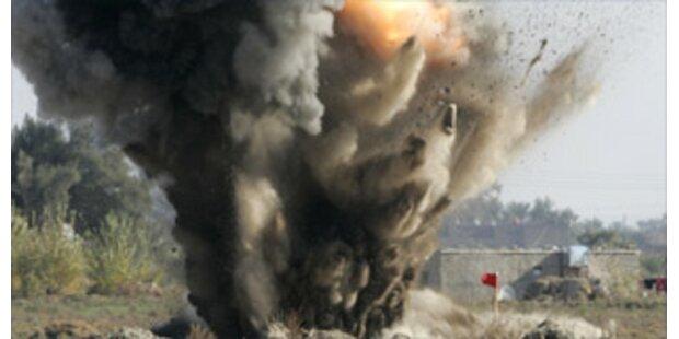 55 Tote bei Anschlag im Nordirak