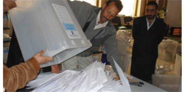 Regierungskoalition gewinnt Wahlen im Irak