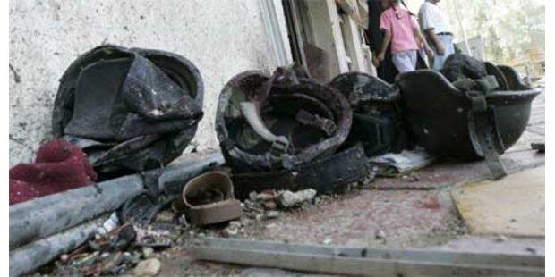 60 Tote bei Anschlag im Irak