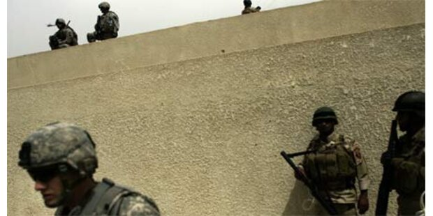 USA ziehen Truppen aus Irak ab