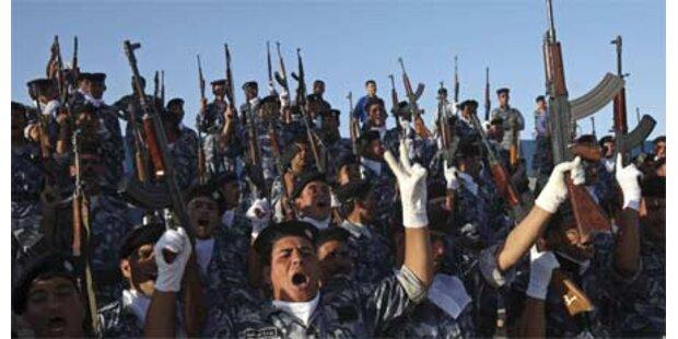 US-Truppen ziehen sich aus Irak zurück