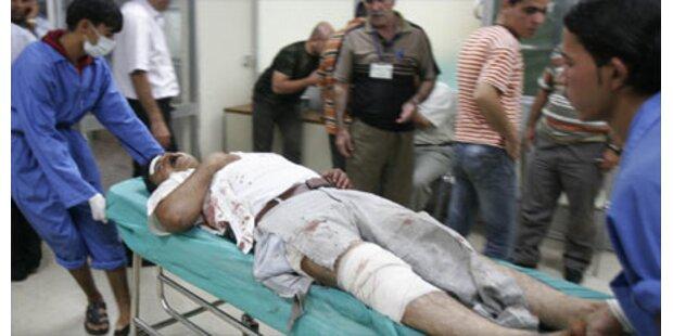 30 Tote bei Bombenanschlag im Irak