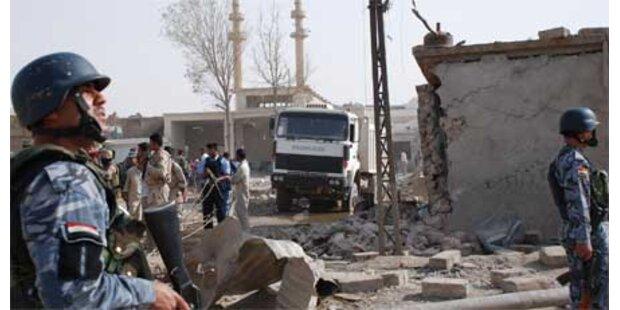 Selbstmordattentäter töteten 18 Menschen