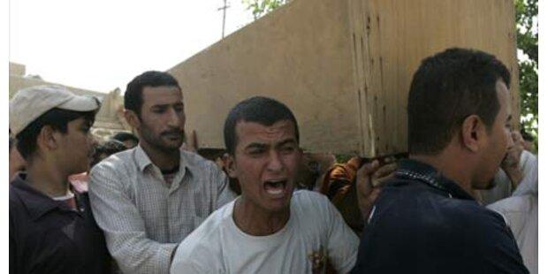 36 Tote bei Anschlägen im Irak