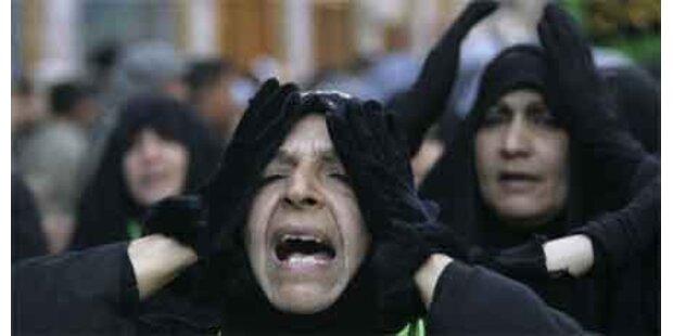 31 Tote bei Anschlag auf Pilger im Irak