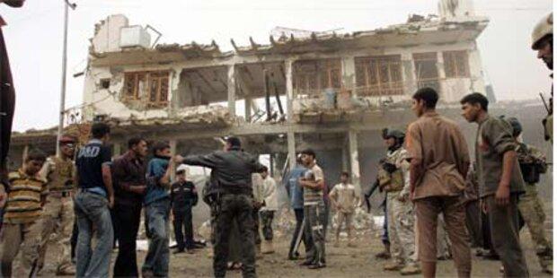 Fünf Tote nahe heiliger Stätte im Irak