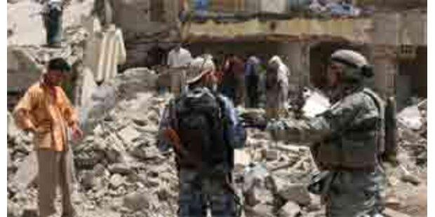 Rund 55 Tote im Irak