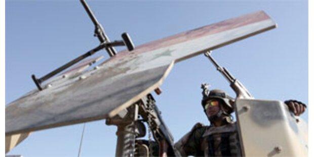 Elf Tote bei US-Luftangriff im Irak