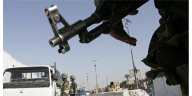 Iraks Parlament billigt US-Abzug bis Ende 2011