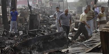 Irak Anschlag