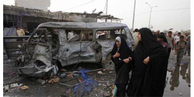 Verheerender Anschlag im Irak