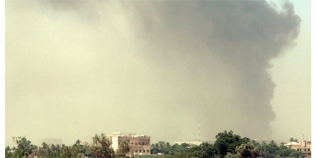 Kabul: Selbstmordanschlag vor Flughafen