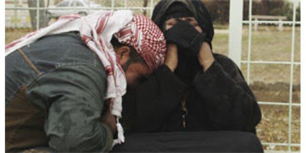 20 Tote bei Anschlägen im Irak
