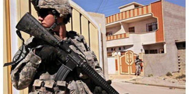 Irak billigt US-Truppenstationierung bis 2011