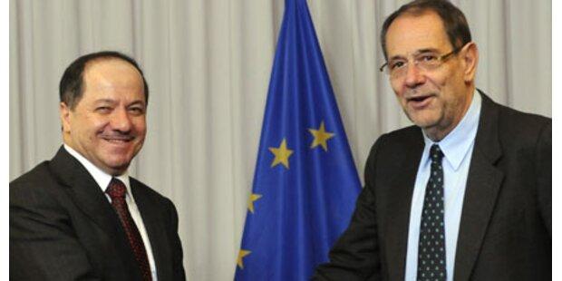 EU und Irak schließen Abkommen