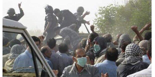 Iraker töten 8 Volksmujaheddin