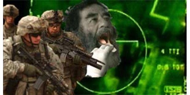 Bush rechtfertigt Irak-Invasion am 5. Jahrestag