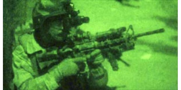 Bayerische Polizei erschoss US-Rambo