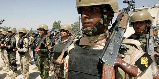 USA ziehen komplett aus dem Irak ab