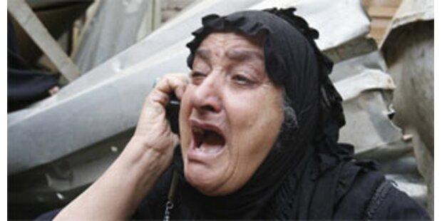 Attentat auf Trauerfeier bei Kirkuk - 50 Tote