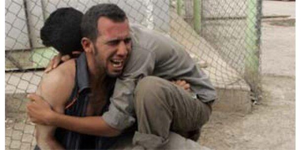 Kämpfe in Bagdads Schiitenviertel außer Kontrolle