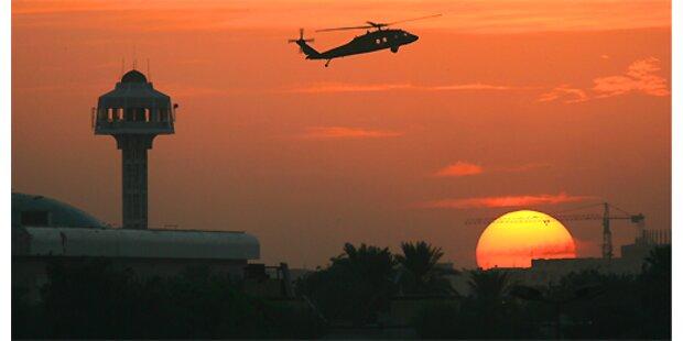 US-Hubschrauber im Irak abgestürzt