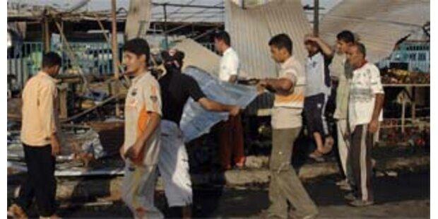 Wiederaufbau im Irak hinkt Erwartungen hinterher