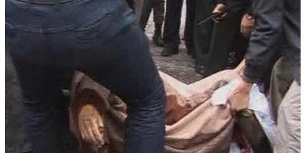 Atomwissenschaftler im Iran getötet