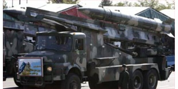 Iran droht bei Angriff mit Gegenschlag