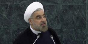Irans Präsident Rohani zu Gesprächen bereit