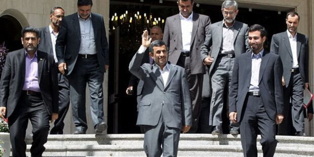Iran verschärft Sicherheitsvorkehrungen