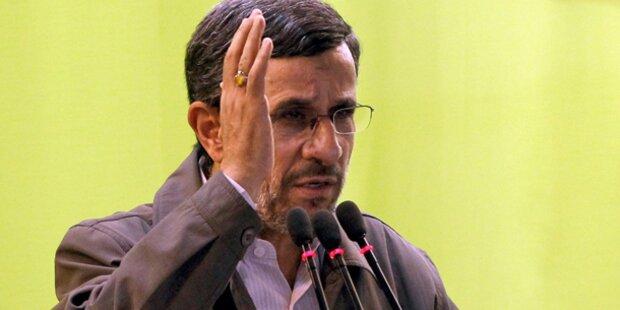 Der Irre von Teheran tritt ab