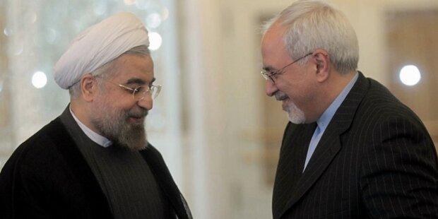 Iran muss Atompläne einfrieren