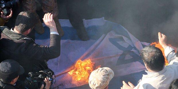 Iran droht mit der Vernichtung Israels
