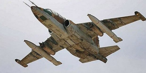Iran fliegt Angriffe gegen ISIS
