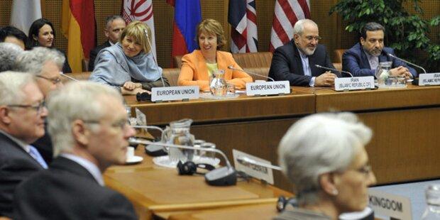 Atomgespräche mit Iran wieder in Wien