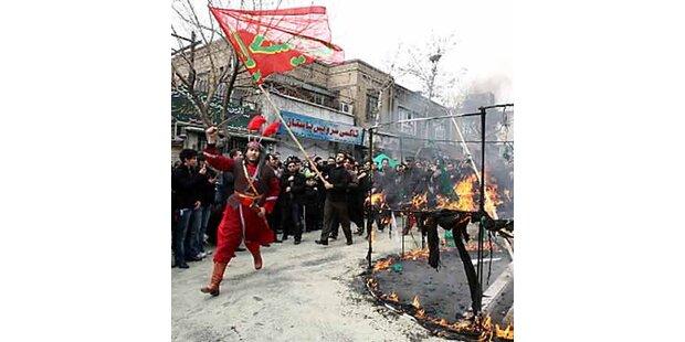 Verhaftungswelle im Iran