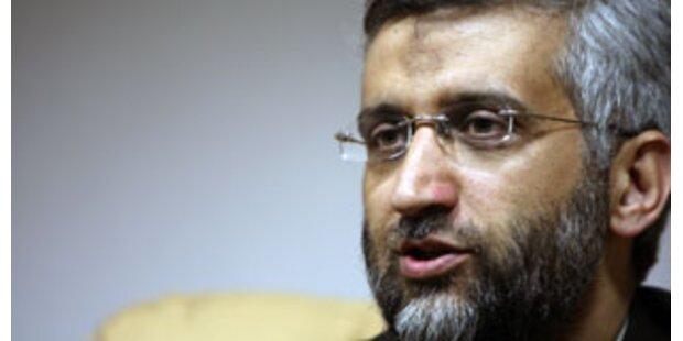 Patt im Atomstreit mit dem Iran