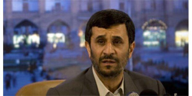 Ahmadinejad kritisiert